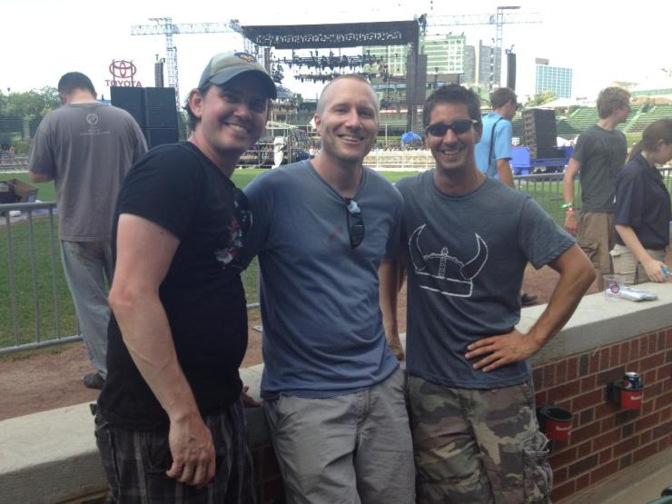 Bran Patrick Billy Wrigley 2013